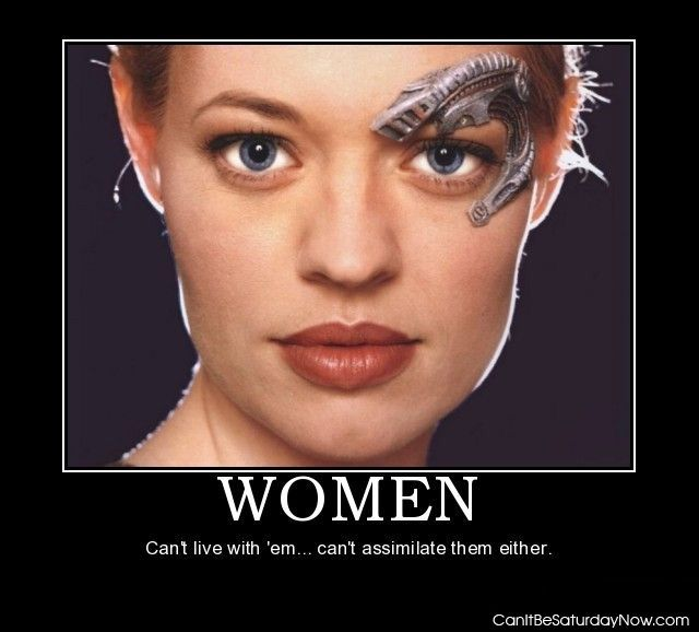Assimilate women