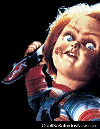 Chucky stab
