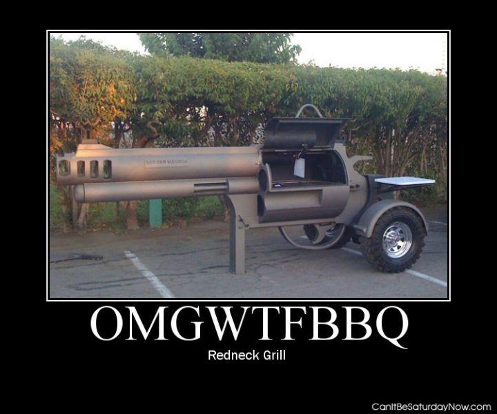 Omgwtfbbq gun