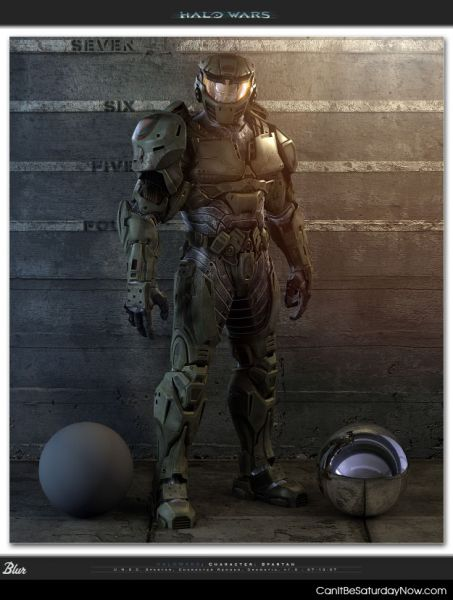 Halo wars balls