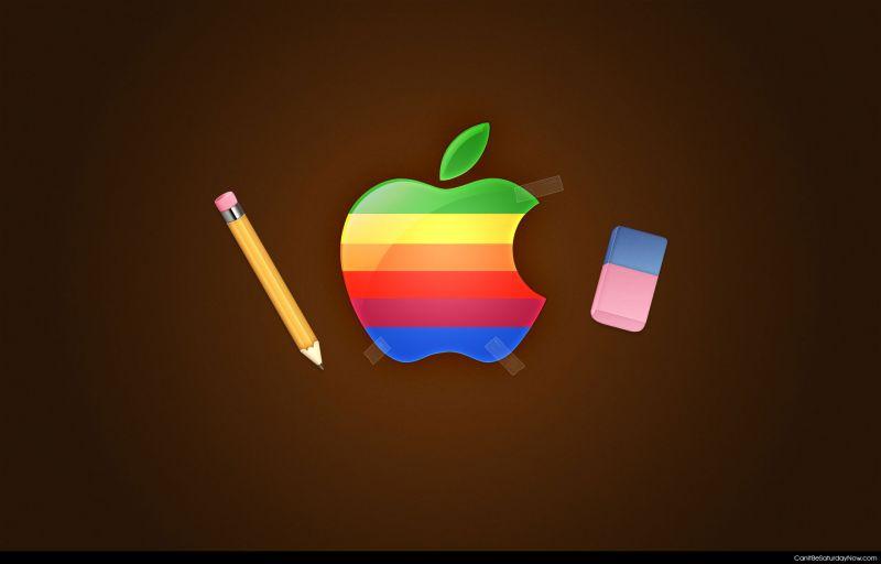 8bit apple