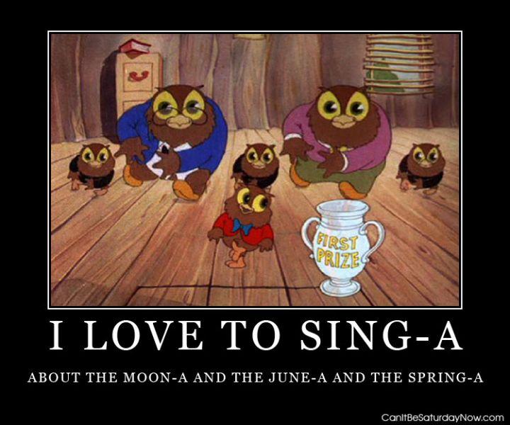 Sing canada