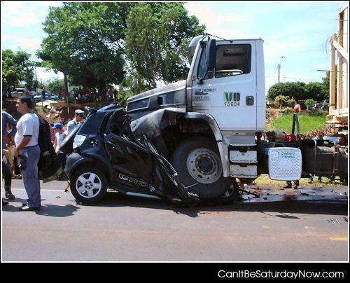 Not smart truck