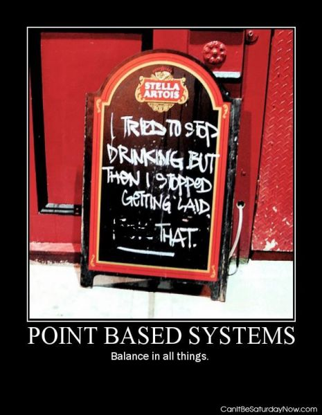 Point based