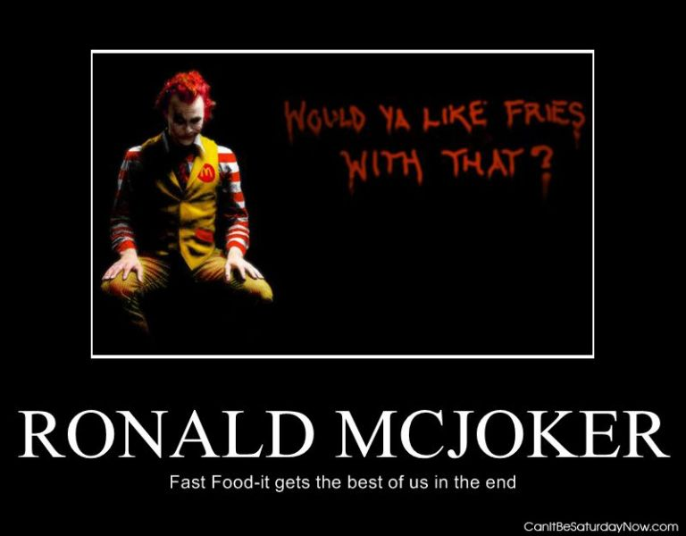 Ronald McJocker