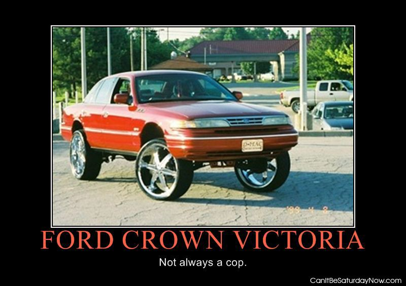 Ford crown vic