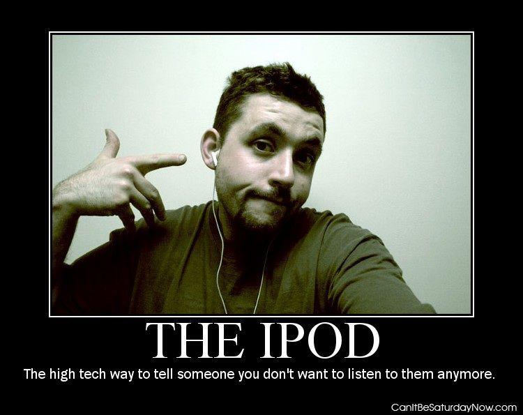 Ipod listen