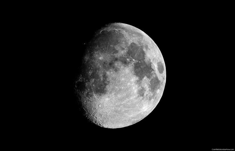 Earhts moon