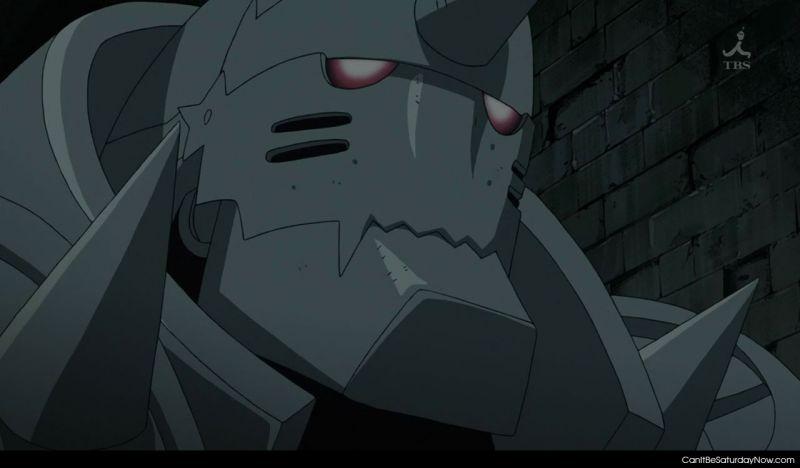 Alphonse elric face
