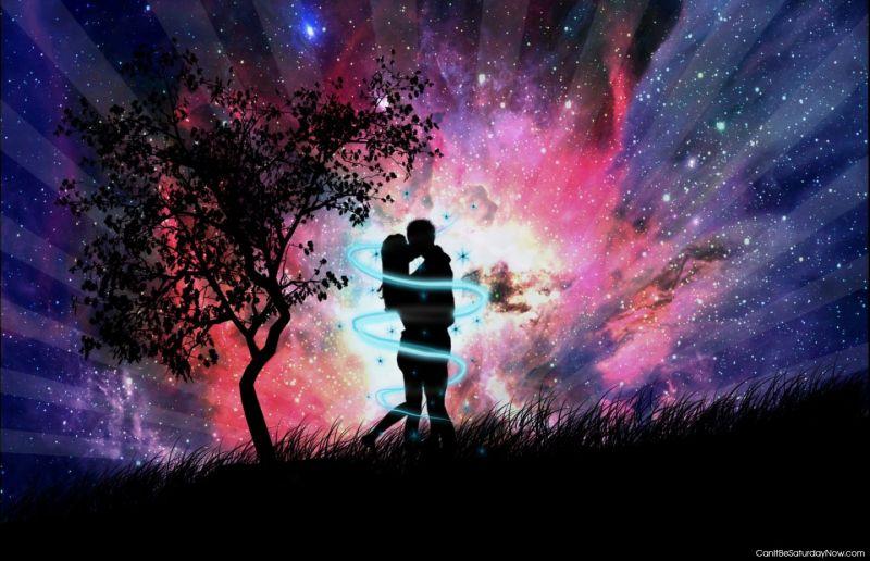 Kiss nebula