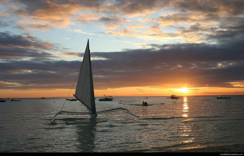 Self sail