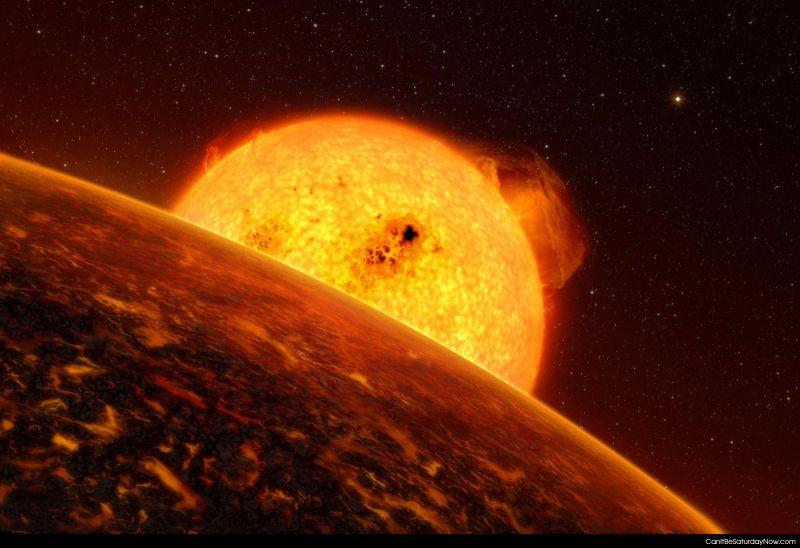 NASA potd 5 sun bub