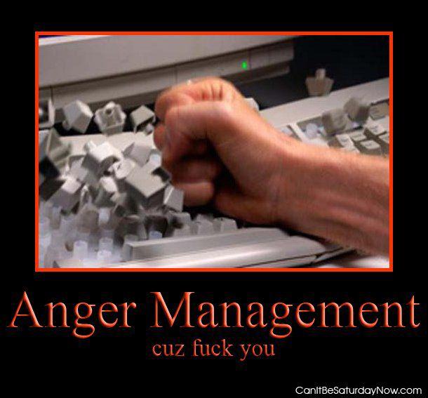 Anger smash
