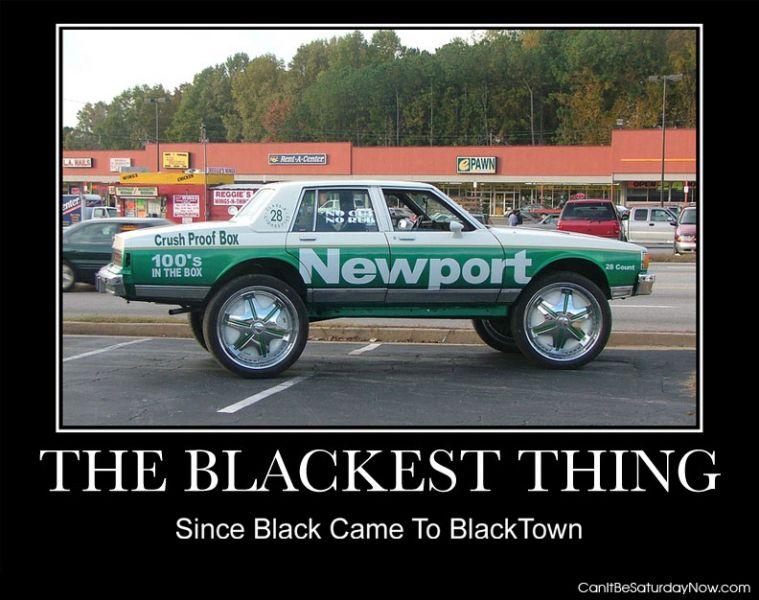 Newport rims