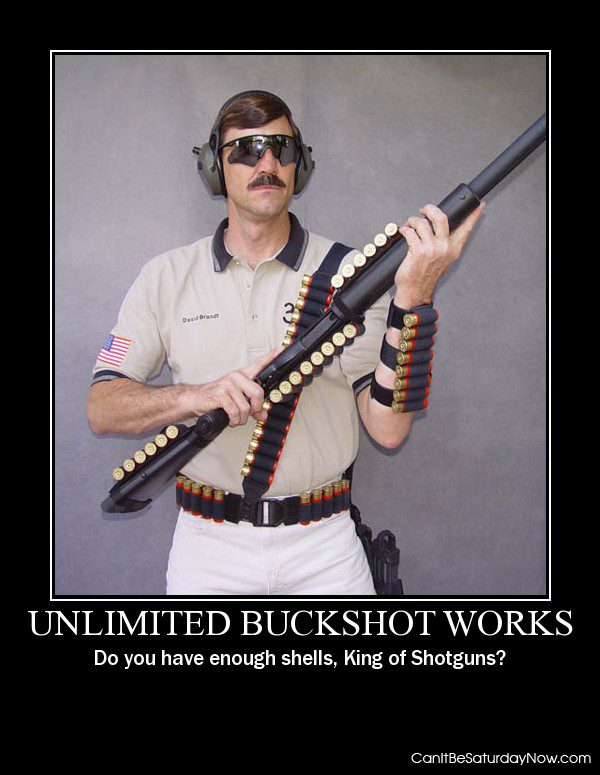 unlimited buck shoot