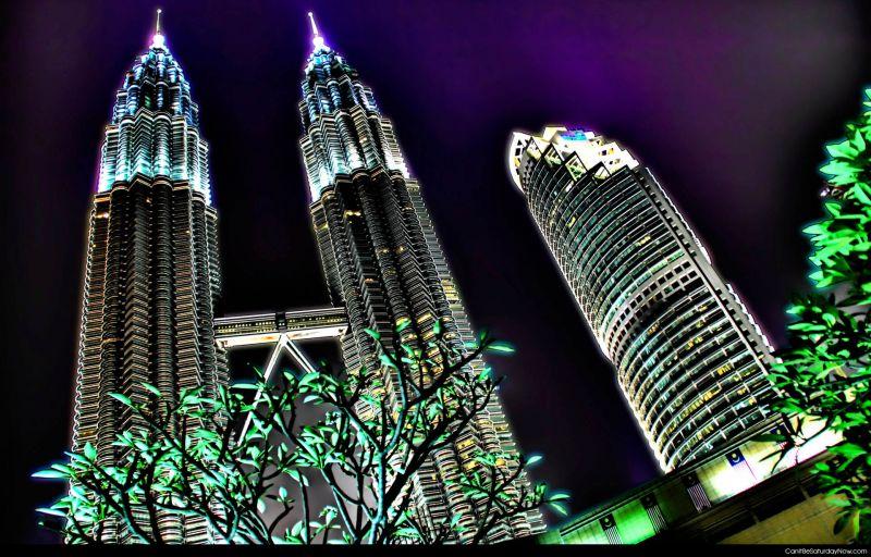 Glow towers