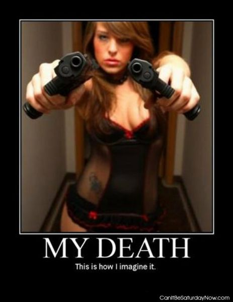 Sexy death
