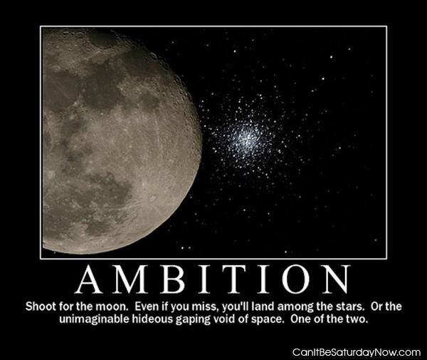 Space ambition