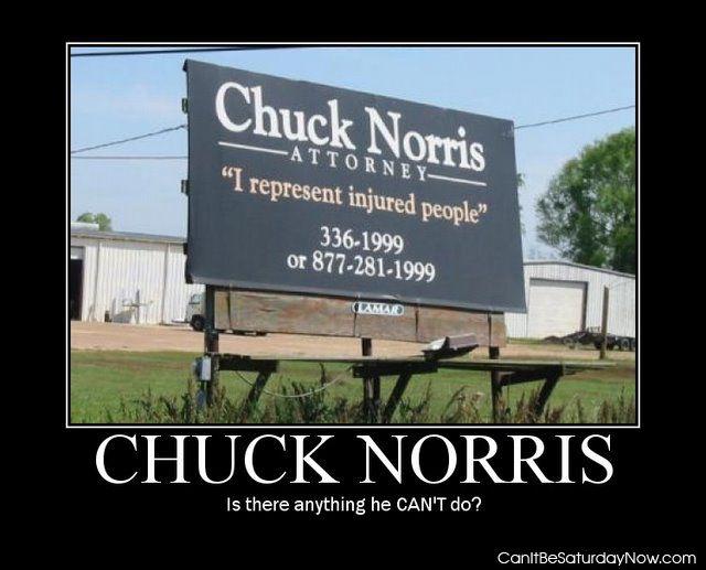 Norris attorney
