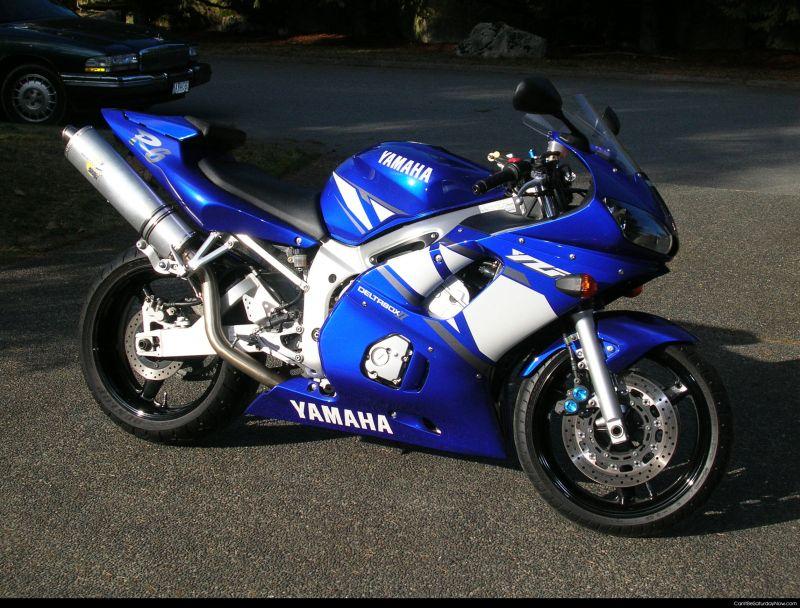 Blue r6