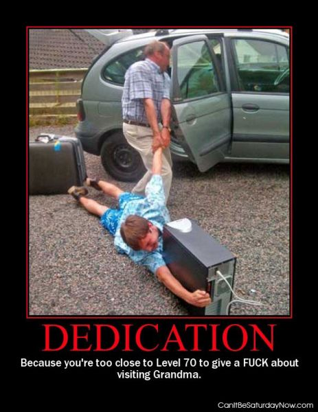 Dedicated to games