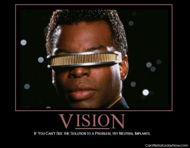 Vision implants