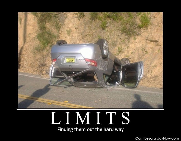 Hard limits