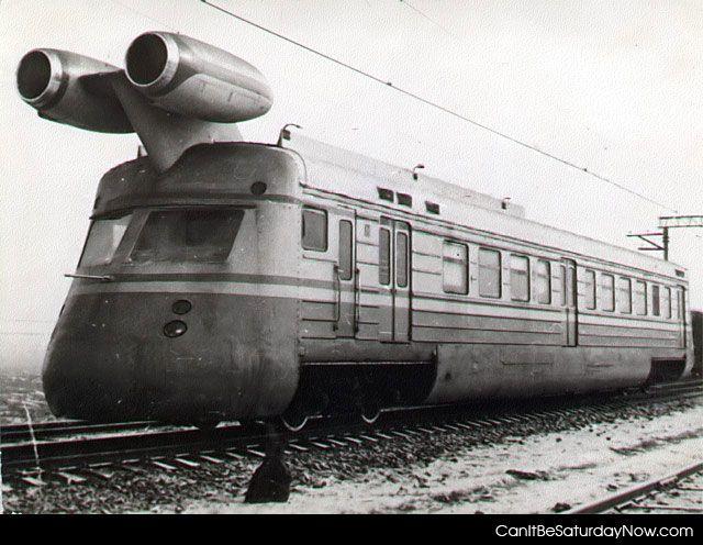 Jet train