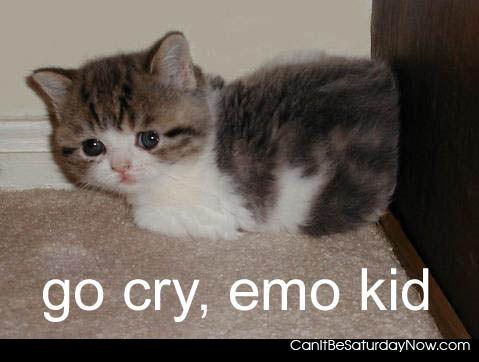 Go cry