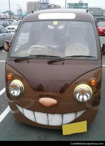 Happy car