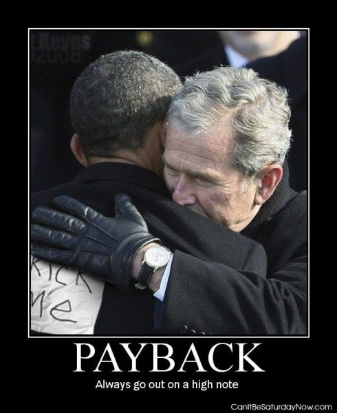 Payback rocks