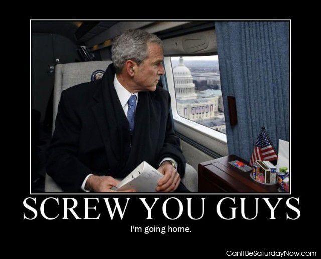 Bush home
