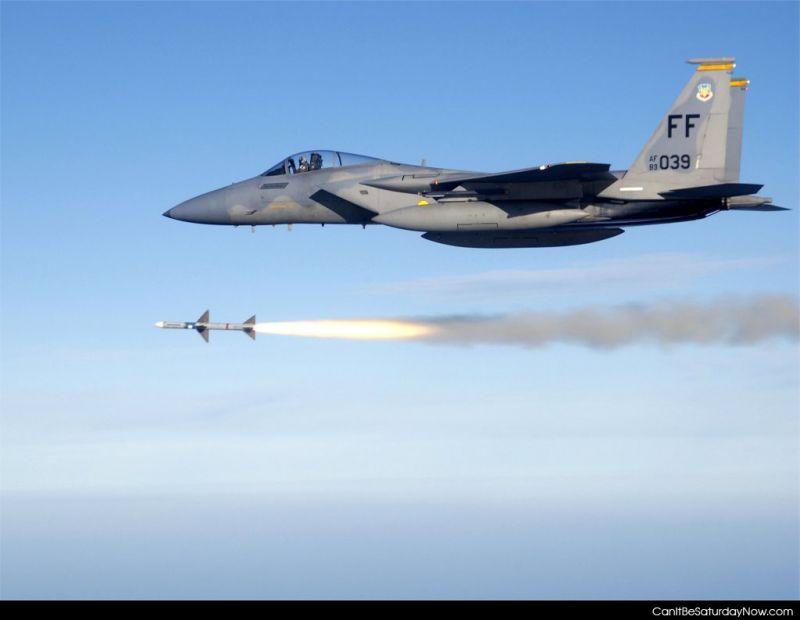 Jet missile