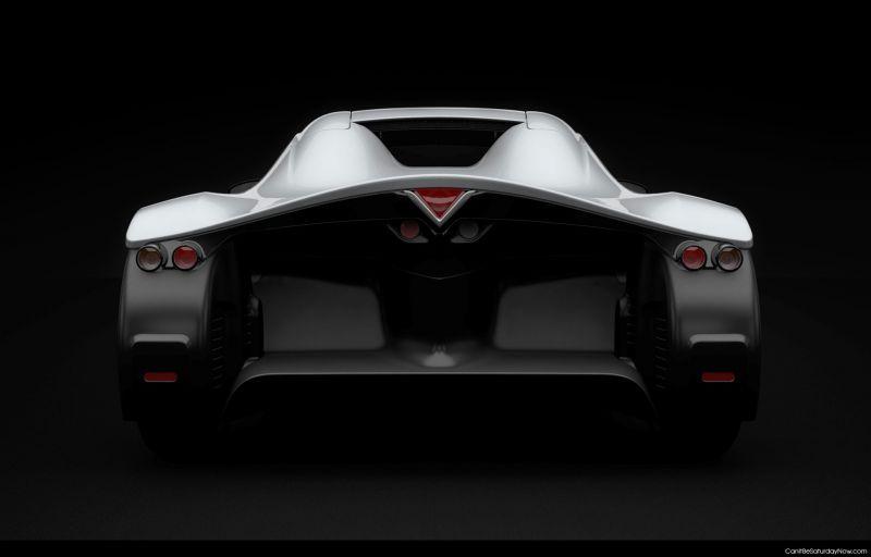 Concept rear