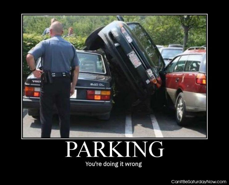 Bad parking 2