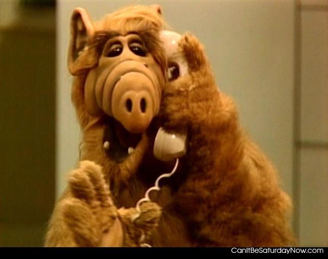 Alf phone