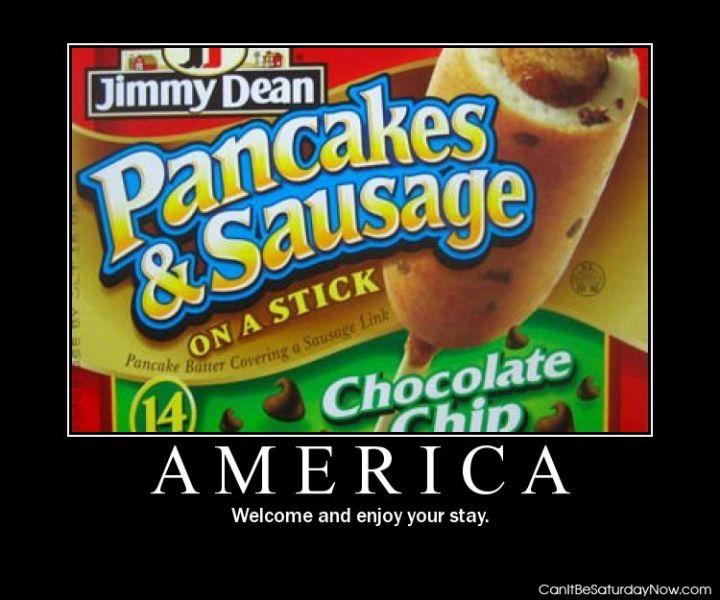 America is fat 2