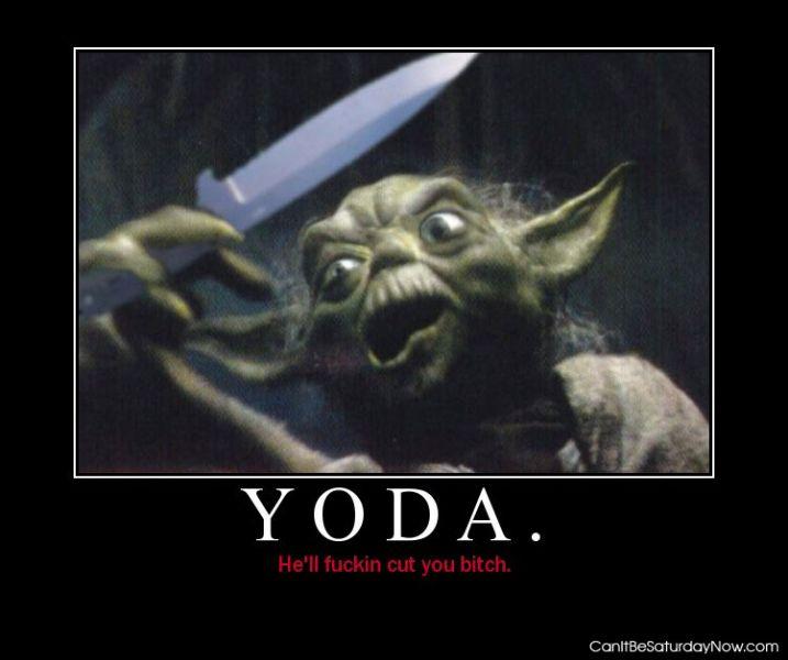Yoda cut