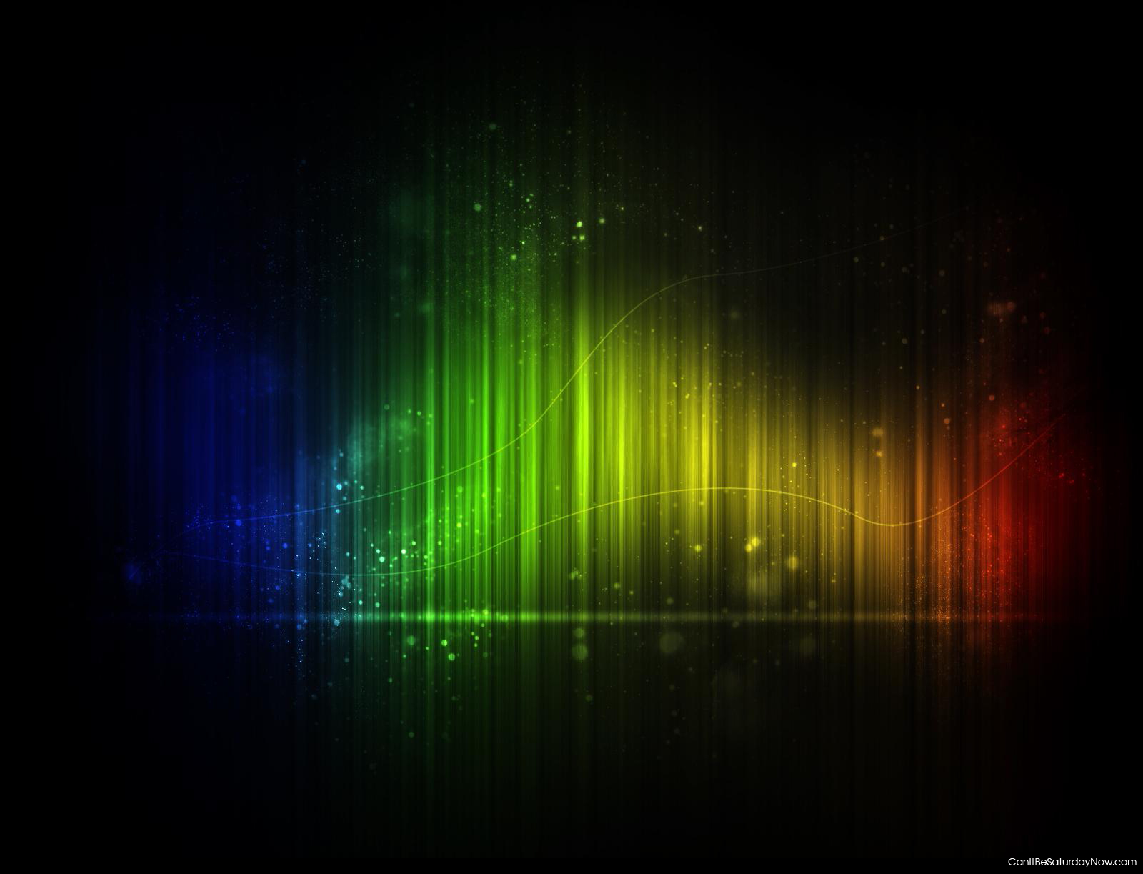 can it be saturday now com sound wave with color