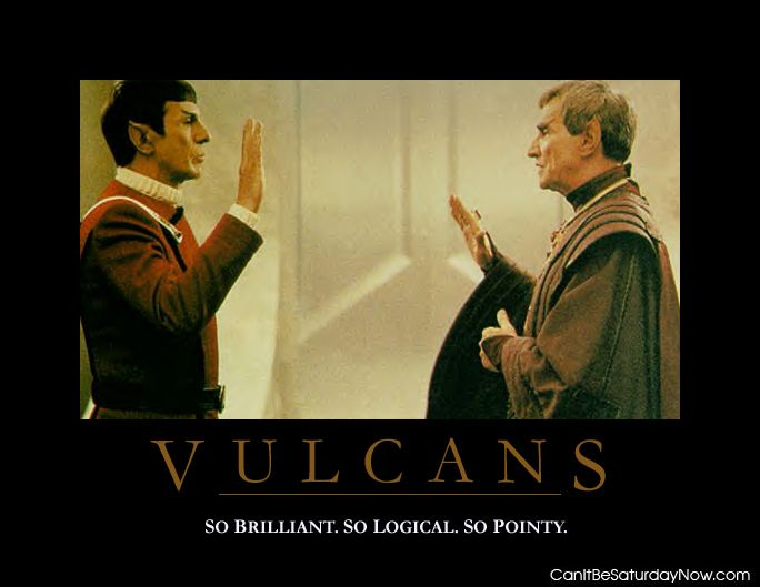 Pointy vulcans 2