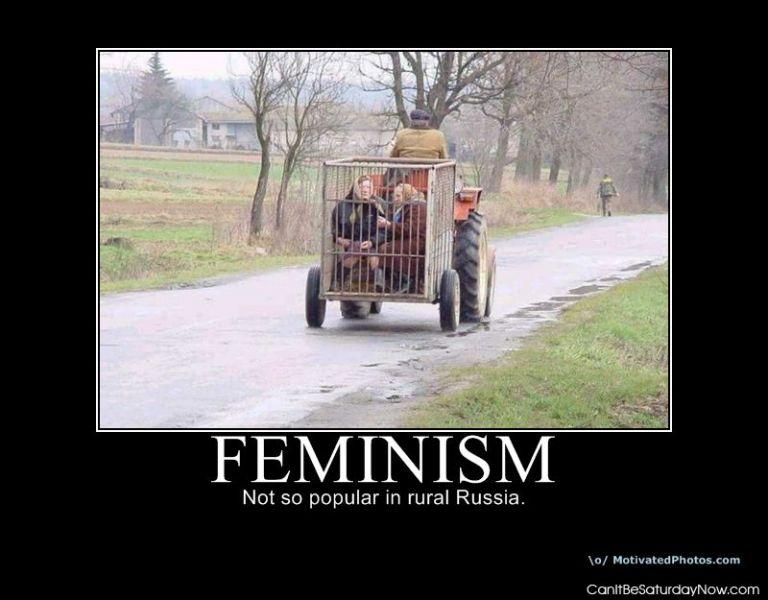 Russia Feminism