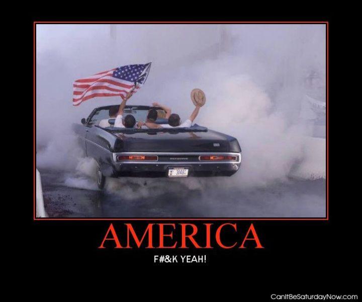 America burnout