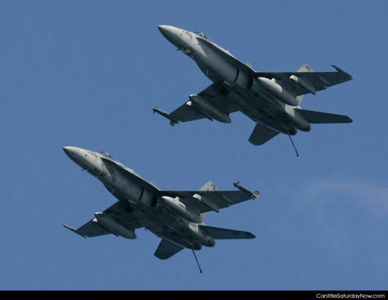 Two jets