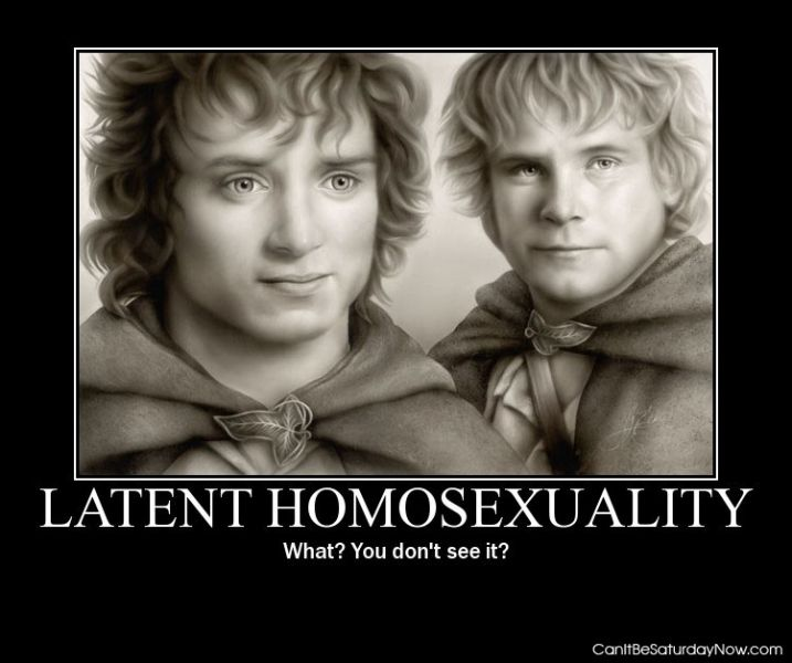 Latent homos
