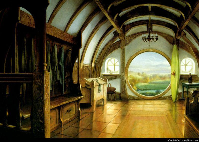 Hobbit fan