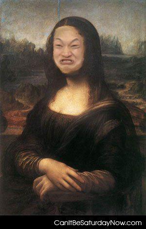 Lisa face