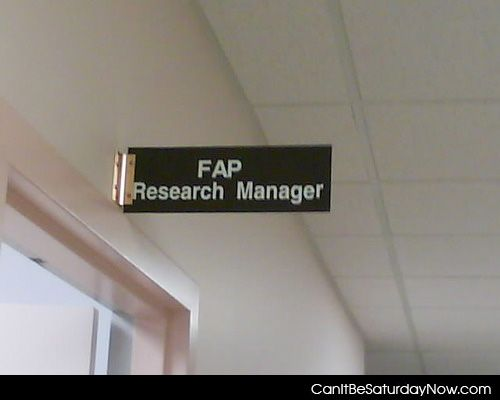 Fap research