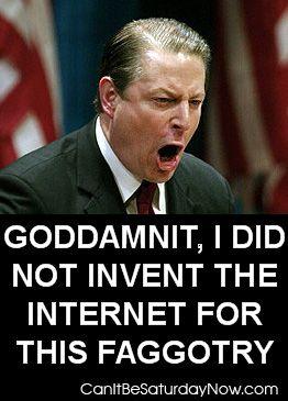 Invent internet