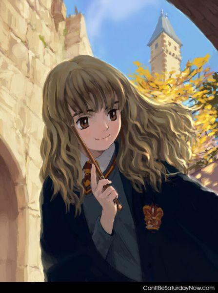 Hermione art