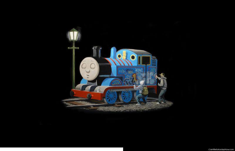 Spray Thomas
